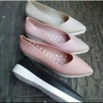 Sepatu Jelly Model Lancip