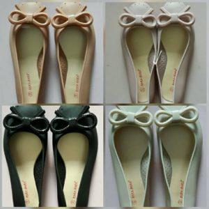 Sepatu Jelly Pita Merek Bara-Bara