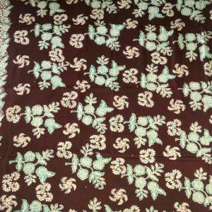 Kain Batik Tulis Lasem Dua Warna 2W-003