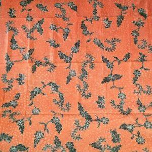 Kain Batik Tulis Lasem Dua Warna 2W-004