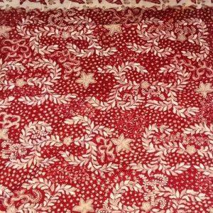 Kain Batik Tulis Lasem Dua Warna 2W-015