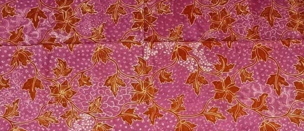 Batik Tulis Lasem 2W-019