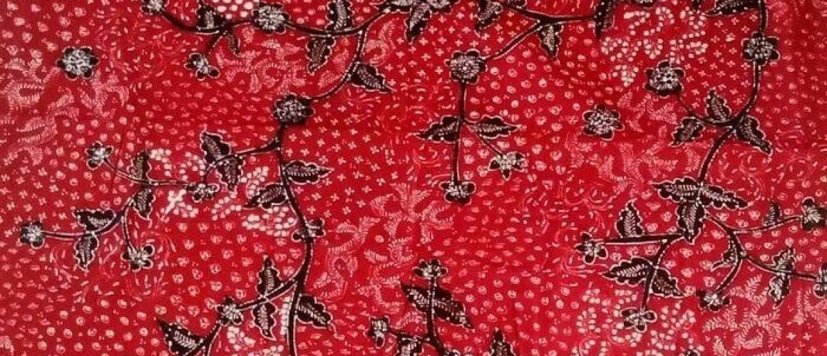 Batik Tulis Lasem 2W-025