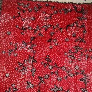 Kain Batik Tulis Lasem Dua Warna 2W-025