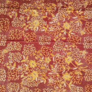 Kain Batik Tulis Lasem Tiga Warna 3W-001