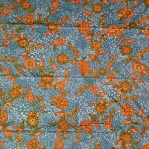 Kain Batik Tulis Lasem Tiga Warna 3W-016