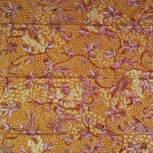 Kain Batik Tulis Lasem Tiga Warna 3W-019
