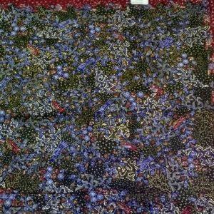 Kain Batik Tulis Lasem Tiga Warna 3W-021