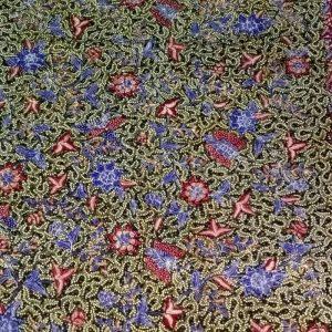 Kain Batik Tulis Lasem Tiga Warna 3W-022