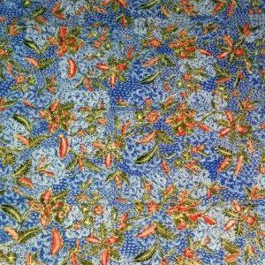 Kain Batik Tulis Lasem Tiga Warna 3W-024