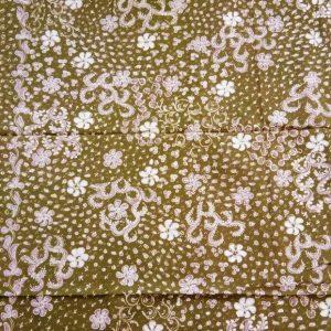 Kain Batik Tulis Lasem Dua Warna 2w-008