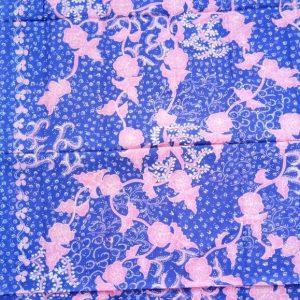 Kain Batik Tulis Lasem Dua Warna 2w-011
