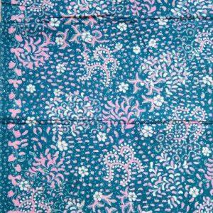 Kain Batik Tulis Lasem Dua Warna 2w-012