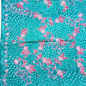 Kain Batik Tulis Lasem Dua Warna 2w-013