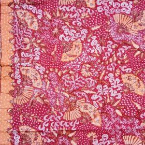 Kain Batik Tulis Lasem Tiga Warna 3w-003