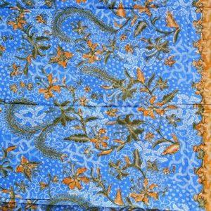 Kain Batik Tulis Lasem Tiga Warna 3w-005
