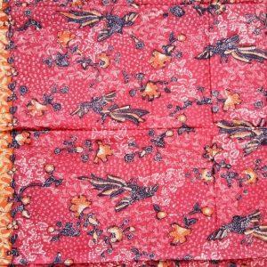 Kain Batik Tulis Lasem Tiga Warna 3w-013