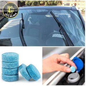 Tablet Air Wiper / Sabun Wiper / Pembersih Kaca Mobil Pembersih Serbaguna